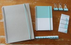 pakketje schrijfwaren